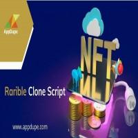 Set up an NFT Marketplace with customized Rarible Clone